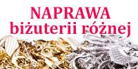 MARTINOtini kolczyki, klipsy, bransoletka, naszyjnik, naprawa biżuterii